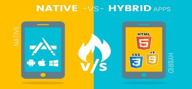 Hybrid, Native and Web Mobile Apps, Mobile Apps