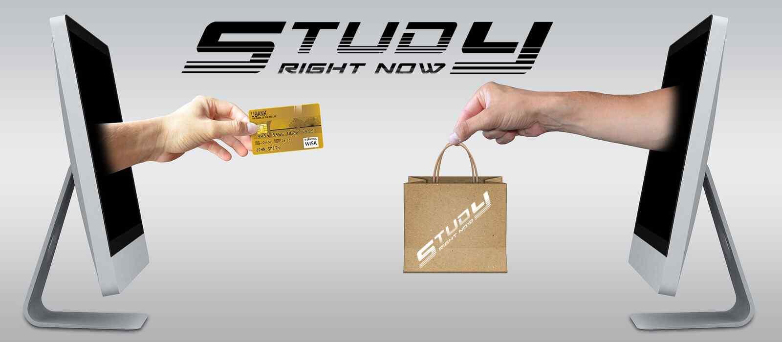 Studyrightnow eCommerce Website Development